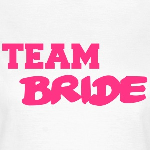Team Bride T-shirts - Vrouwen T-shirt