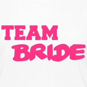 Team Bride Long Sleeve Shirts - Women's Premium Longsleeve Shirt