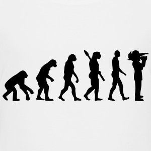 Evolution Film T-Shirts - Kinder Premium T-Shirt
