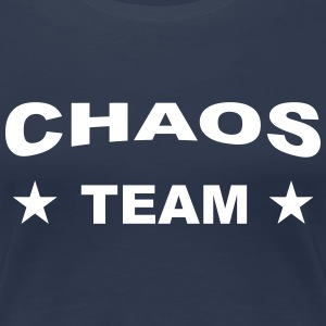 Chaos Team T-Shirts - Frauen Premium T-Shirt