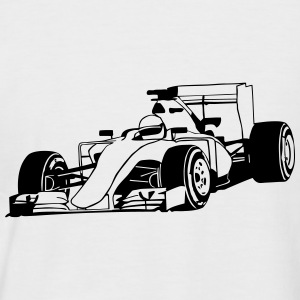 Formula 1 - Motorsports T-Shirts - Men's Baseball T-Shirt