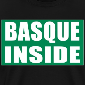 Basque inside - T-shirt Premium Homme