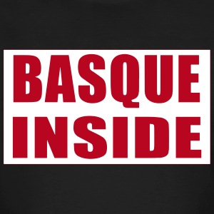 Basque inside Tee shirts - T-shirt bio Homme