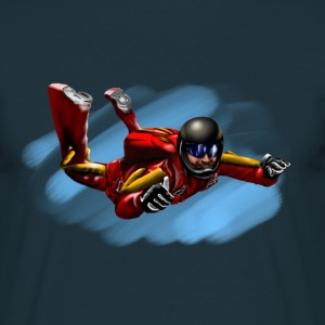 skydiver T-Shirts - Men's T-Shirt