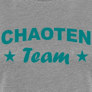 Chaoten Team T-Shirts - Frauen Premium T-Shirt