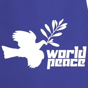 World Peace (Vector) - Cooking Apron