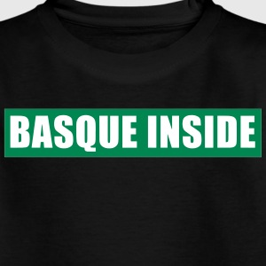 Basque inside Tee shirts - T-shirt Ado