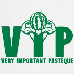 vip very important pasteque bodybuilder Tabliers - Tablier de cuisine
