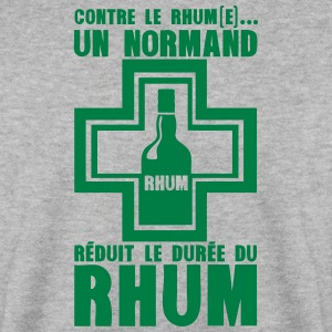 normand reduit duree rhum pharmacie Sweat-shirts - Sweat-shirt Homme