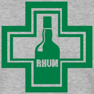 rhum croix pharmacie humour alcool Sweat-shirts - Sweat-shirt Homme