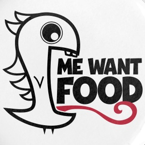 me want food! Buttons & Anstecker - Buttons klein 25 mm