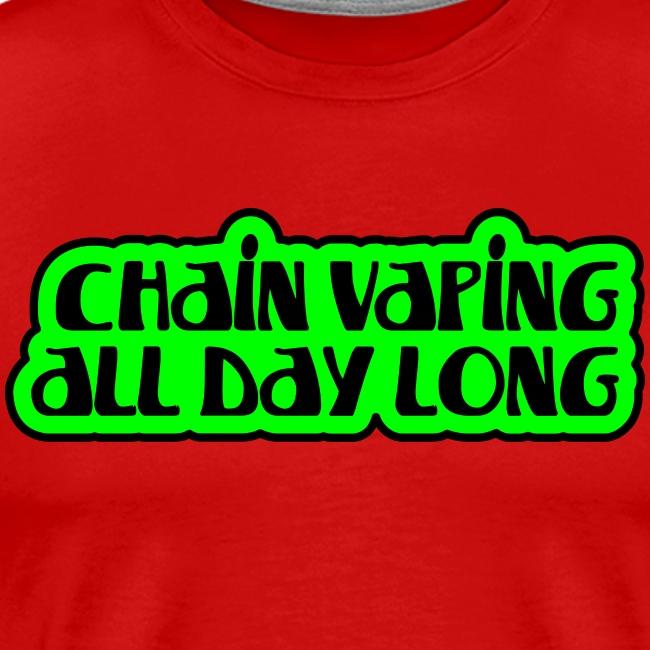 Chain vaping