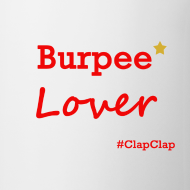Motiv ~ Tasse: Burpee Lover