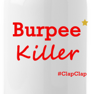 Motiv ~ Trinkflasche: Burpee Killer