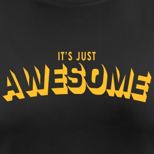 just awesome T-Shirts - Women's Breathable T-Shirt
