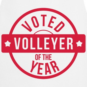Voted Volleyer of the year Förkläden - Förkläde