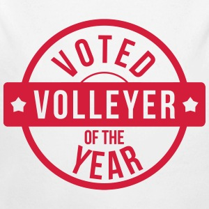 Voted Volleyer of the year Pullover & Hoodies - Baby Bio-Langarm-Body