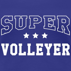 Super Volleyer T-Shirts - Frauen Premium T-Shirt