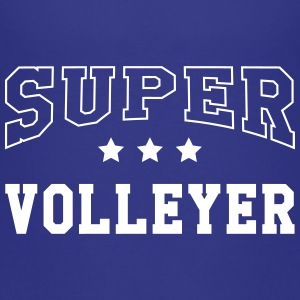 Super Volleyer T-shirts - Børne premium T-shirt