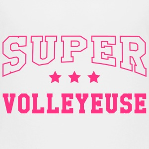 Super Volleyeuse Tee shirts - T-shirt Premium Enfant