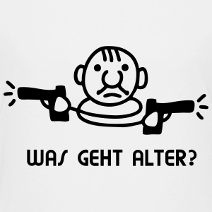 Gangster - Was geht Alter T-Shirts - Teenager Premium T-Shirt