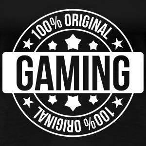 Gamer / Gaming T-shirts - Premium-T-shirt dam