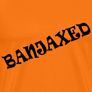 Banjaxed T-Shirts - Men's Premium T-Shirt