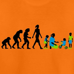 evolution_erzieherin_022015_b_3c T-Shirts - Teenager Premium T-Shirt