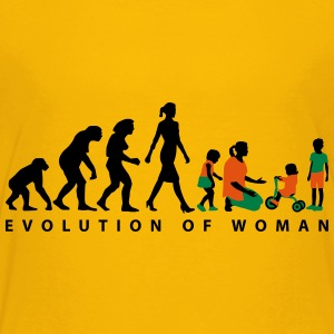 evolution_erzieherin_022015_a_3c T-Shirts - Teenager Premium T-Shirt