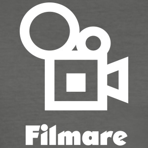 Filmare - Mediaproduktion - Slim Fit T-shirt herr
