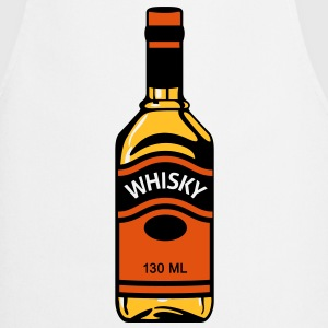 Whiskey bottle  Aprons - Cooking Apron