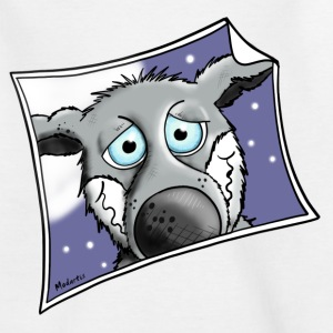 Wolf Selfie - Wolven Shirts - Teenager T-shirt