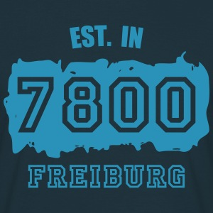 Established 7800 Freiburg T-Shirts - Männer T-Shirt