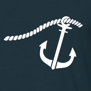 Anchor - Maritime - Sailing T-Shirts - Men's T-Shirt