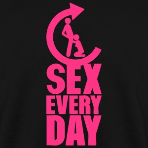 sex every day repeat pipe fellation Sweat-shirts - Sweat-shirt Homme