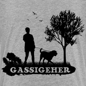 Gassigeher T-Shirts - Teenager Premium T-Shirt