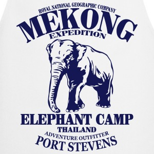 Elefant - Elephant  Aprons - Cooking Apron