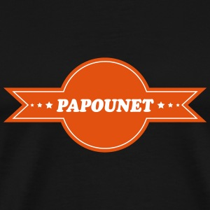 PAPOUNET 222 Tee shirts - T-shirt Premium Homme