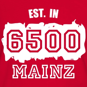 Established 6500 Mainz T-Shirts - Männer Kontrast-T-Shirt