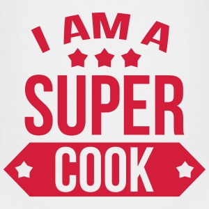 I am a Super Cook Skjorter - Premium T-skjorte for barn