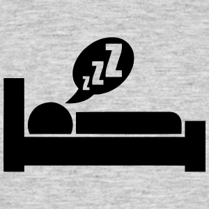 icon dormir sommeil logo symbole 312 Tee shirts - T-shirt Homme