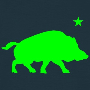Boar - Men's T-Shirt
