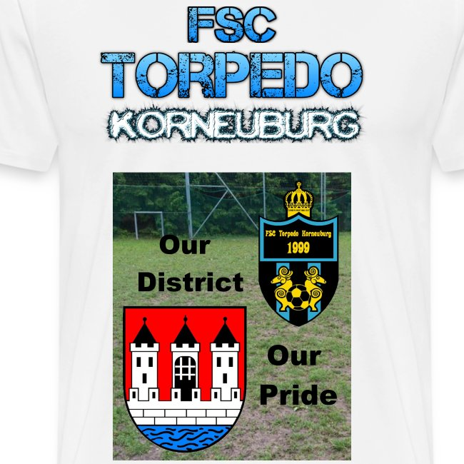 Our District Our Pride T-Shirt