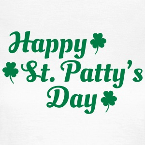 happy st patty's day T-Shirts - Women's T-Shirt