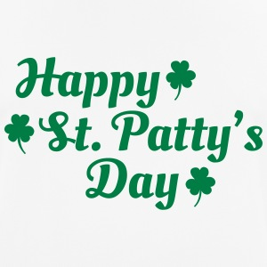 happy st patty's day T-Shirts - Men's Breathable T-Shirt