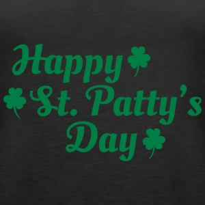 happy st patty's day Tops - Vrouwen Premium tank top