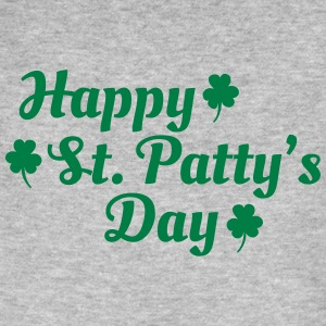 happy st patty's day T-shirts - Organic mænd