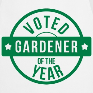 Voted Gardener of the Year  Aprons - Cooking Apron