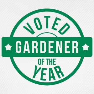 Voted Gardener of the Year Caps & Hats - Baseball Cap