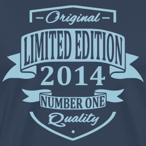 Limited Edition 2014 T-skjorter - Premium T-skjorte for menn